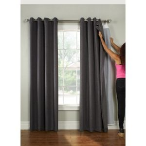 Fashionable Grommet Curtains